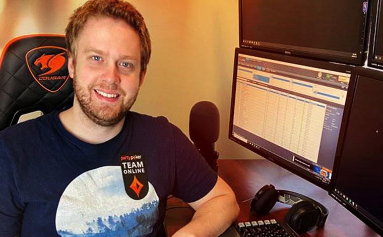 Ryan Schoonbaert team partypoker
